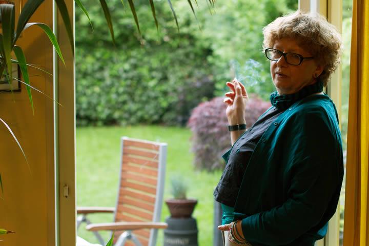 Mirka Chojecki-Nuckowska (foto Noor Hulskamp en Jelmer Hoogzaad)